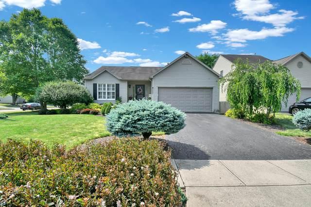 2602 Two Ridge Avenue, Lancaster, OH 43130 (MLS #221025017) :: Jamie Maze Real Estate Group