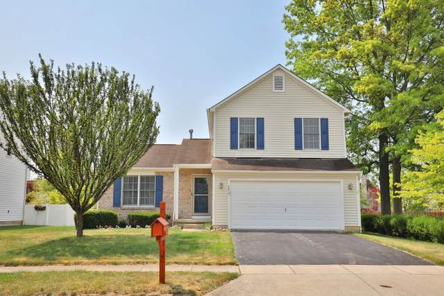 6013 Pinto Pass Drive, Hilliard, OH 43026 (MLS #221025029) :: Berkshire Hathaway HomeServices Crager Tobin Real Estate