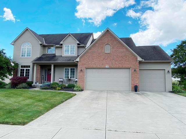 2584 Coltsbridge Drive, Lewis Center, OH 43035 (MLS #221025059) :: Signature Real Estate