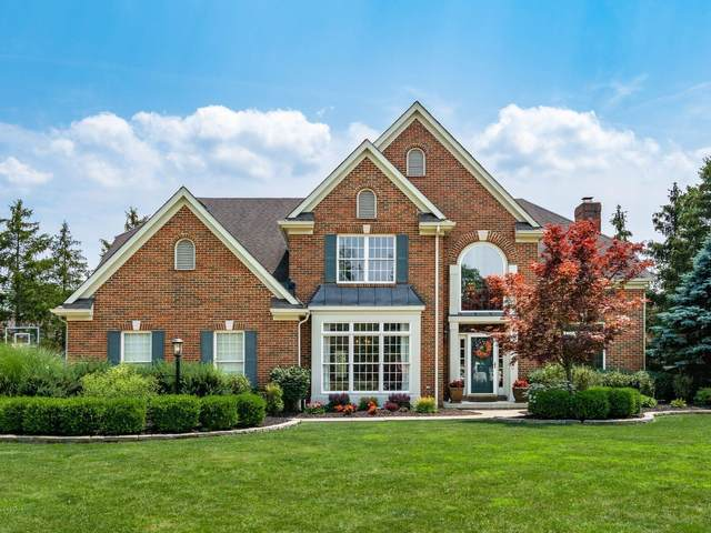 5720 Medallion Drive E, Westerville, OH 43082 (MLS #221025081) :: Signature Real Estate