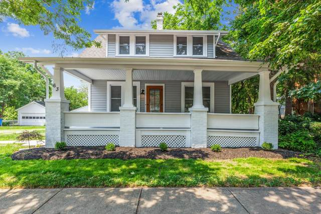 63 N West Street, Westerville, OH 43081 (MLS #221025096) :: 3 Degrees Realty