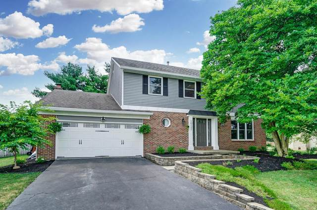 10131 Hounsdale Drive, Pickerington, OH 43147 (MLS #221025144) :: The Raines Group