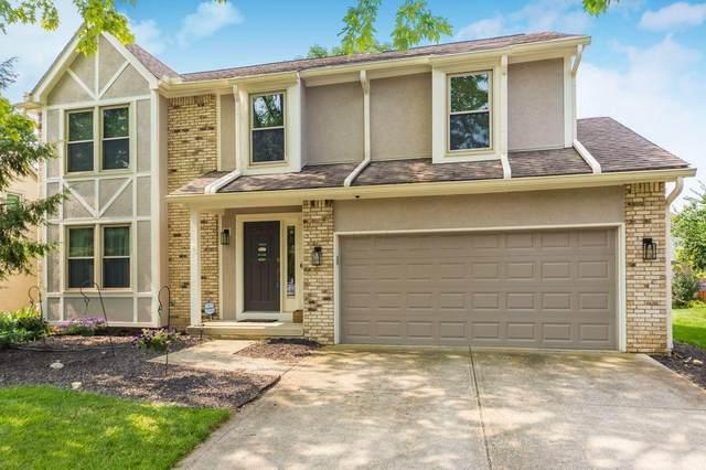 3569 Oarlock Court, Hilliard, OH 43026 (MLS #221025145) :: Signature Real Estate
