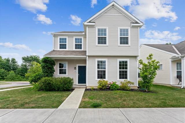 5676 Chase Mills Drive, Westerville, OH 43081 (MLS #221025159) :: Sam Miller Team