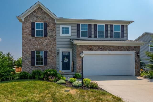 321 Evergreen Circle, Pickerington, OH 43147 (MLS #221025160) :: Berkshire Hathaway HomeServices Crager Tobin Real Estate