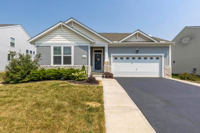 737 Clydesdale Way, Marysville, OH 43040 (MLS #221025201) :: Berkshire Hathaway HomeServices Crager Tobin Real Estate
