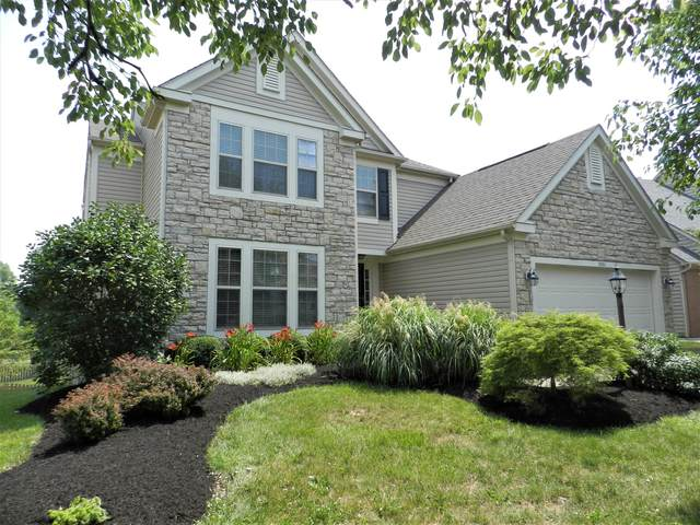 8884 White Oak Drive NW, Canal Winchester, OH 43110 (MLS #221025206) :: Berkshire Hathaway HomeServices Crager Tobin Real Estate
