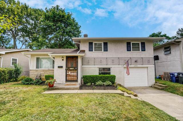 4193 Medway Avenue, Columbus, OH 43213 (MLS #221025217) :: 3 Degrees Realty
