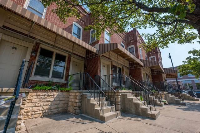 8 Clark Place, Columbus, OH 43201 (MLS #221025223) :: Sam Miller Team