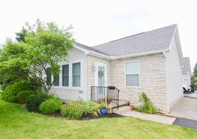 386 Pole Lane Road, Marion, OH 43302 (MLS #221025269) :: Signature Real Estate