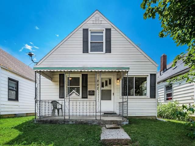 207 S Hague Avenue, Columbus, OH 43204 (MLS #221025299) :: MORE Ohio