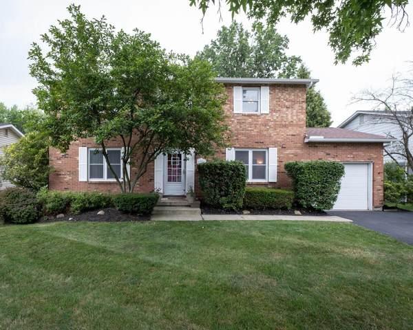 6526 Borr Avenue, Reynoldsburg, OH 43068 (MLS #221025413) :: Berkshire Hathaway HomeServices Crager Tobin Real Estate