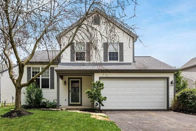 3294 Bellowind Drive, Reynoldsburg, OH 43068 (MLS #221025435) :: Berkshire Hathaway HomeServices Crager Tobin Real Estate