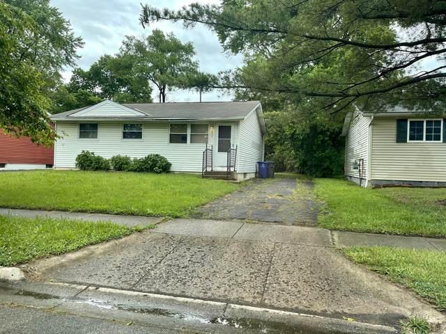 3526 Binbrook Road N, Columbus, OH 43227 (MLS #221025517) :: The Raines Group