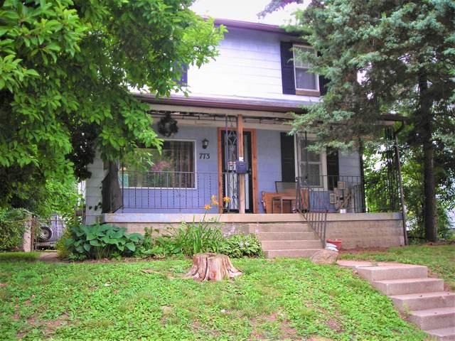 773 S Wayne Avenue, Columbus, OH 43204 (MLS #221025525) :: Berkshire Hathaway HomeServices Crager Tobin Real Estate