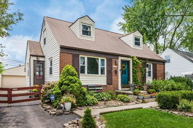 1259 Carbone Drive, Columbus, OH 43224 (MLS #221025540) :: Berkshire Hathaway HomeServices Crager Tobin Real Estate
