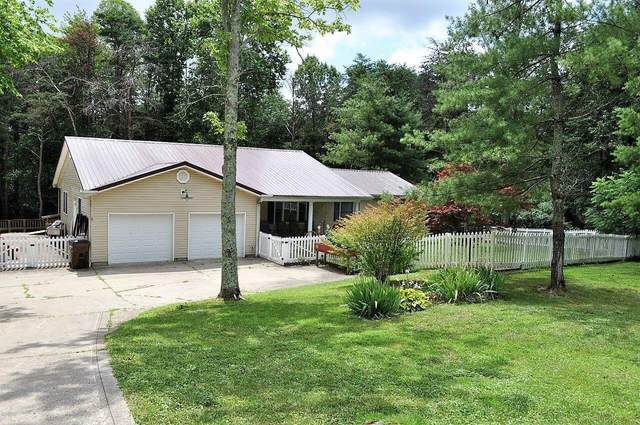 21632 State Route 278 SW, Nelsonville, OH 45764 (MLS #221025600) :: The Raines Group
