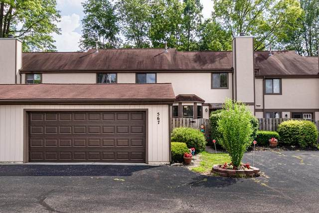 567 Big Ben Lane C, Columbus, OH 43213 (MLS #221025655) :: Berkshire Hathaway HomeServices Crager Tobin Real Estate