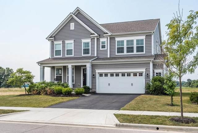 7235 Lilac Hill Drive, Plain City, OH 43064 (MLS #221025659) :: Sam Miller Team