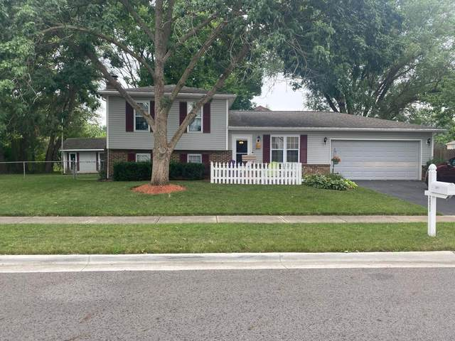 2871 Yankee Doodle Drive, Reynoldsburg, OH 43068 (MLS #221025667) :: Berkshire Hathaway HomeServices Crager Tobin Real Estate