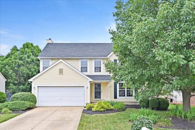1771 Royal Oak Drive, Lewis Center, OH 43035 (MLS #221025697) :: Berkshire Hathaway HomeServices Crager Tobin Real Estate