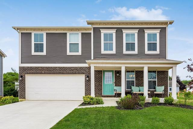 7368 Connor Avenue, Canal Winchester, OH 43110 (MLS #221025699) :: Berkshire Hathaway HomeServices Crager Tobin Real Estate
