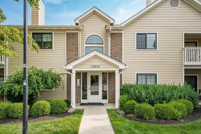 6723 Meadow Creek Drive #102, Columbus, OH 43235 (MLS #221025726) :: Berkshire Hathaway HomeServices Crager Tobin Real Estate
