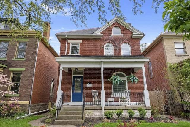 317 Tappan Street, Columbus, OH 43201 (MLS #221025739) :: Core Ohio Realty Advisors