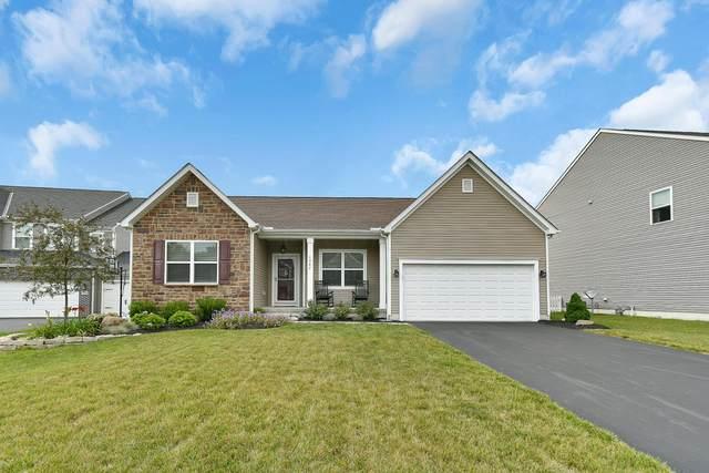 1347 Twelve Oaks Court, Blacklick, OH 43004 (MLS #221025813) :: Jamie Maze Real Estate Group