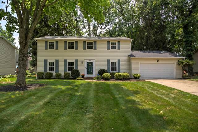 1455 Candlewood Drive, Columbus, OH 43235 (MLS #221025840) :: ERA Real Solutions Realty
