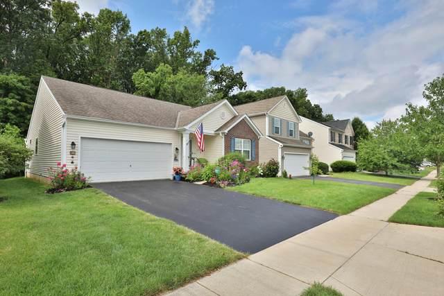 271 Kastlekove Drive, Lewis Center, OH 43035 (MLS #221025861) :: Berkshire Hathaway HomeServices Crager Tobin Real Estate