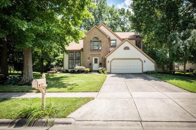 942 Riva Ridge Boulevard, Gahanna, OH 43230 (MLS #221025895) :: Signature Real Estate