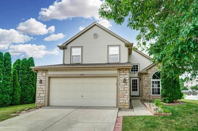 3569 Creek Meadows Drive, Pickerington, OH 43147 (MLS #221025905) :: Berkshire Hathaway HomeServices Crager Tobin Real Estate