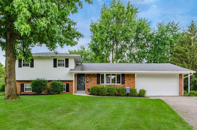 575 Leacrest Place W, Westerville, OH 43081 (MLS #221025927) :: MORE Ohio