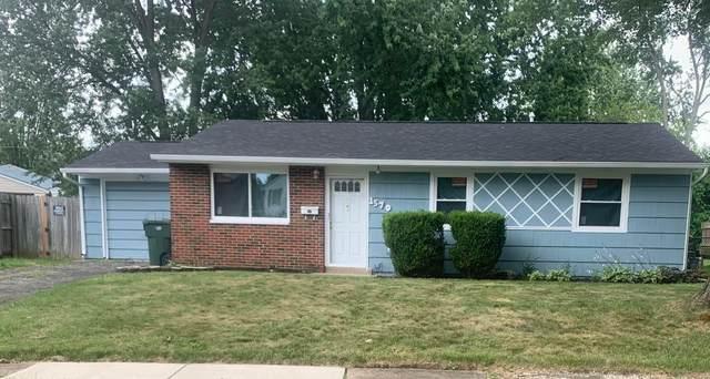 1570 Wilton Drive, Columbus, OH 43227 (MLS #221025941) :: Signature Real Estate