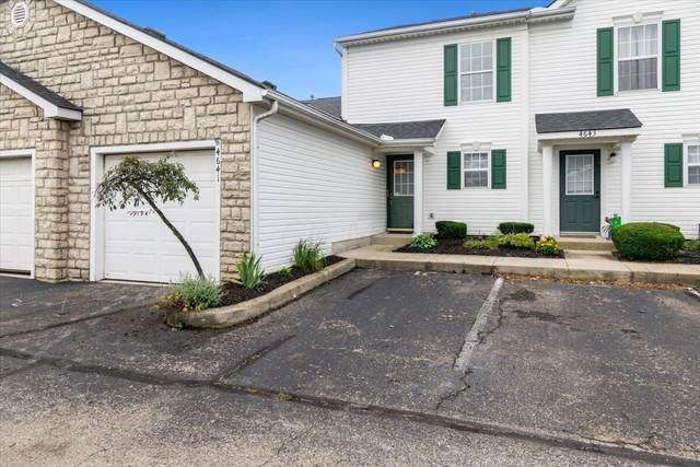 4641 Athalia Drive 18B, Columbus, OH 43228 (MLS #221025945) :: Signature Real Estate