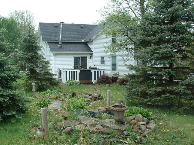 5544 Miller Church Road, Johnstown, OH 43031 (MLS #221025967) :: The Raines Group