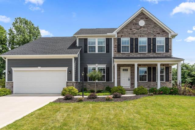 6480 Creekside Circle, Galena, OH 43021 (MLS #221026006) :: Jamie Maze Real Estate Group