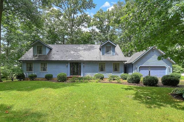 14320 Hinton Mill Road, Marysville, OH 43040 (MLS #221026069) :: Berkshire Hathaway HomeServices Crager Tobin Real Estate