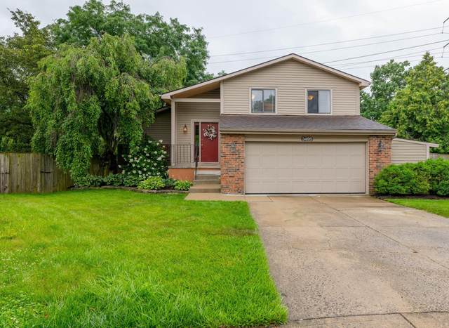3495 Alfred Court, Columbus, OH 43221 (MLS #221026101) :: Signature Real Estate