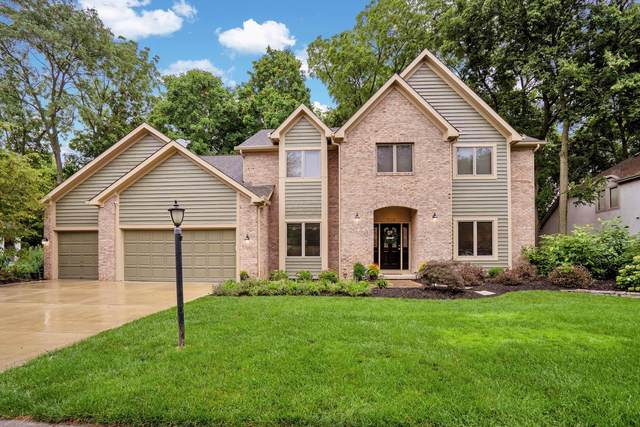7104 Timberview Drive, Dublin, OH 43017 (MLS #221026130) :: Berkshire Hathaway HomeServices Crager Tobin Real Estate