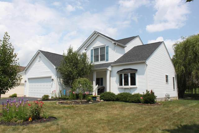 12870 Pacer Drive, Pickerington, OH 43147 (MLS #221026136) :: Berkshire Hathaway HomeServices Crager Tobin Real Estate