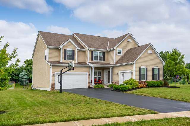 2765 Derby Drive, Powell, OH 43065 (MLS #221026145) :: The Raines Group