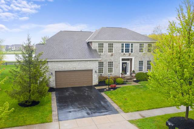 8094 Trail Lake Drive, Powell, OH 43065 (MLS #221026151) :: The Raines Group