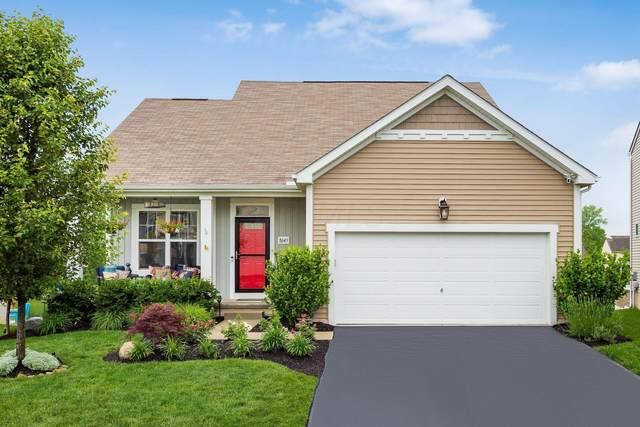8645 Conestoga Valley Drive, Blacklick, OH 43004 (MLS #221026172) :: Berkshire Hathaway HomeServices Crager Tobin Real Estate