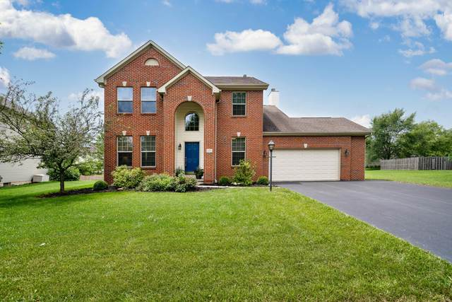 6186 Falcon Chase Drive, Westerville, OH 43082 (MLS #221026174) :: Berkshire Hathaway HomeServices Crager Tobin Real Estate