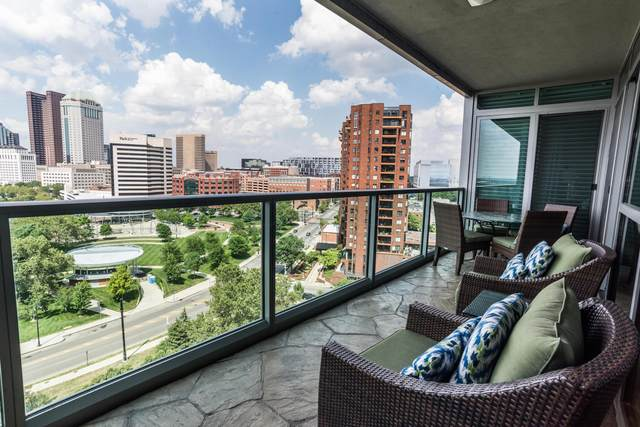 1 Miranova Place #1210, Columbus, OH 43215 (MLS #221026190) :: Signature Real Estate