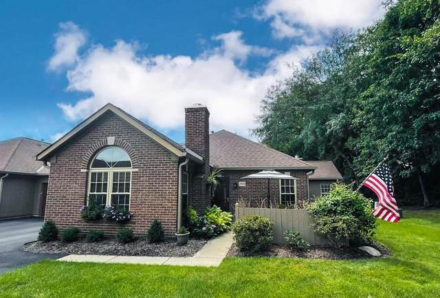 3934 Ivygate Place, Dublin, OH 43016 (MLS #221026197) :: Berkshire Hathaway HomeServices Crager Tobin Real Estate