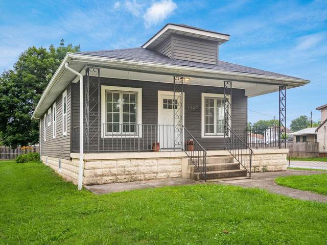 1327 Brown Road, Columbus, OH 43223 (MLS #221026199) :: Berkshire Hathaway HomeServices Crager Tobin Real Estate