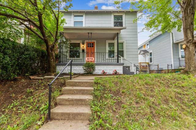 875 Campbell Avenue, Columbus, OH 43223 (MLS #221026218) :: CARLETON REALTY